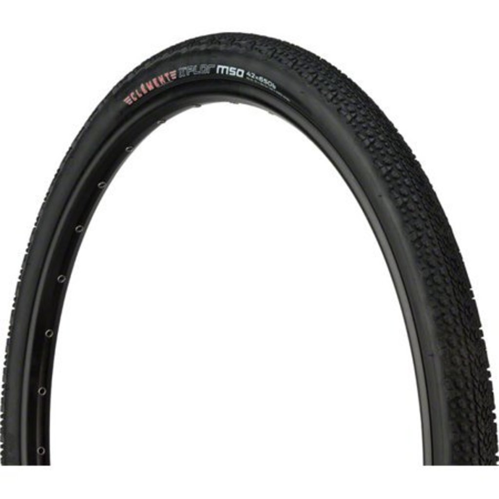 Clement X'Plor Tire - 650b x 42, Clincher, Folding, Black, 60tpi