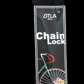 ♥ LOCKS CHAIN DTLA