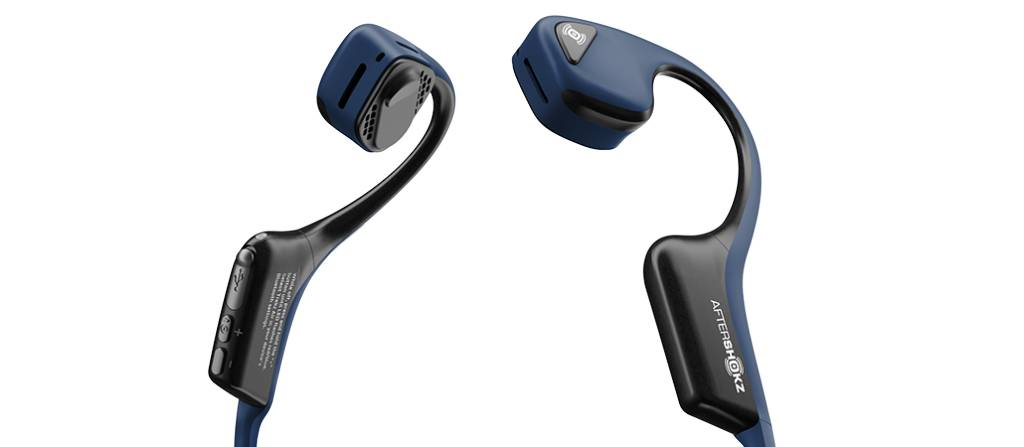 HEADPHONES AFTERSHOKZ Wireless Trekz Air - Midnight Blue