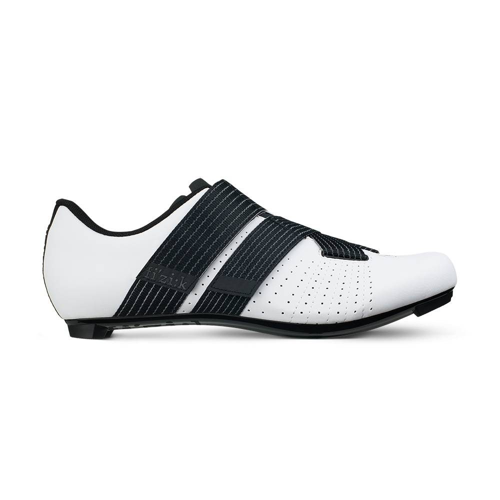 Fizik SHOES FIZIK Tempo R5 Powerstrap White / Black - 44