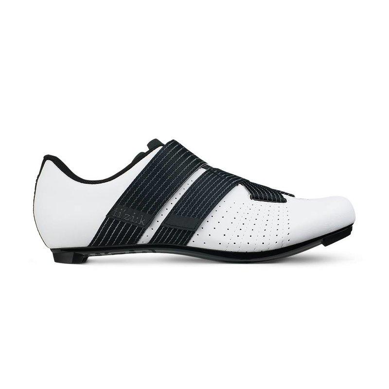 Fizik SHOES FIZIK Tempo R5 Powerstrap White / Black - 43