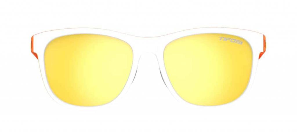 EYEWEAR SUNGLASSES TIFOSI Swank Icicle Orange Single Lens Sunglasses