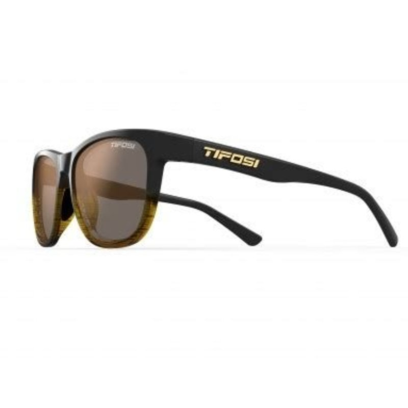EYEWEAR SUNGLASSES TIFOSI Swank Brown Fade Single Lens