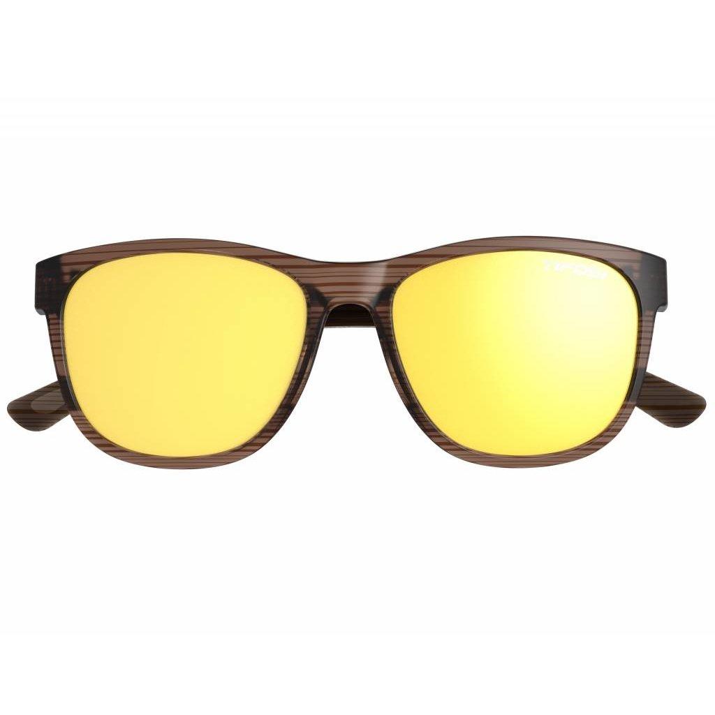 SUNGLASSES TIFOSI Swank Woodgrain Single Lens