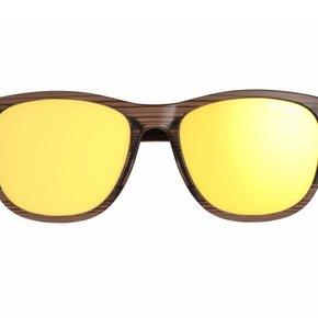 Swank, Woodgrain Single Lens Sunglasses