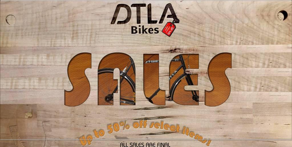 DTLA Bikes: The Sales