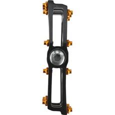 PEDALS 9/16 45NRTH Heiruspecs Platform Black