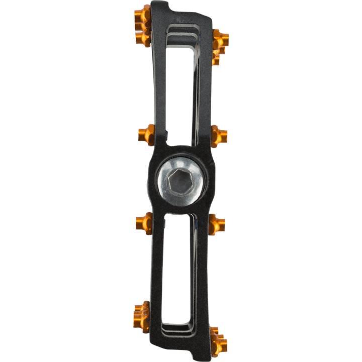 PEDALES 9/16 45NRTH Heiruspecs Platform Black