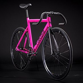 Throne BIKES ZYCLEFIX TrkLrd Pink 49cm
