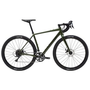 Cannondale BIKES 2019 CANNONDALE 700 M Topstone Disc SE Sora VULCAN GREEN Small