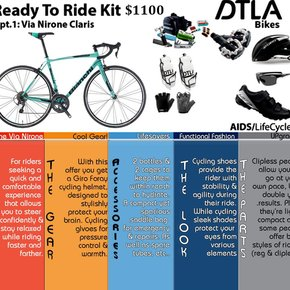 DTLA ALC Pckg - Rookie Rider