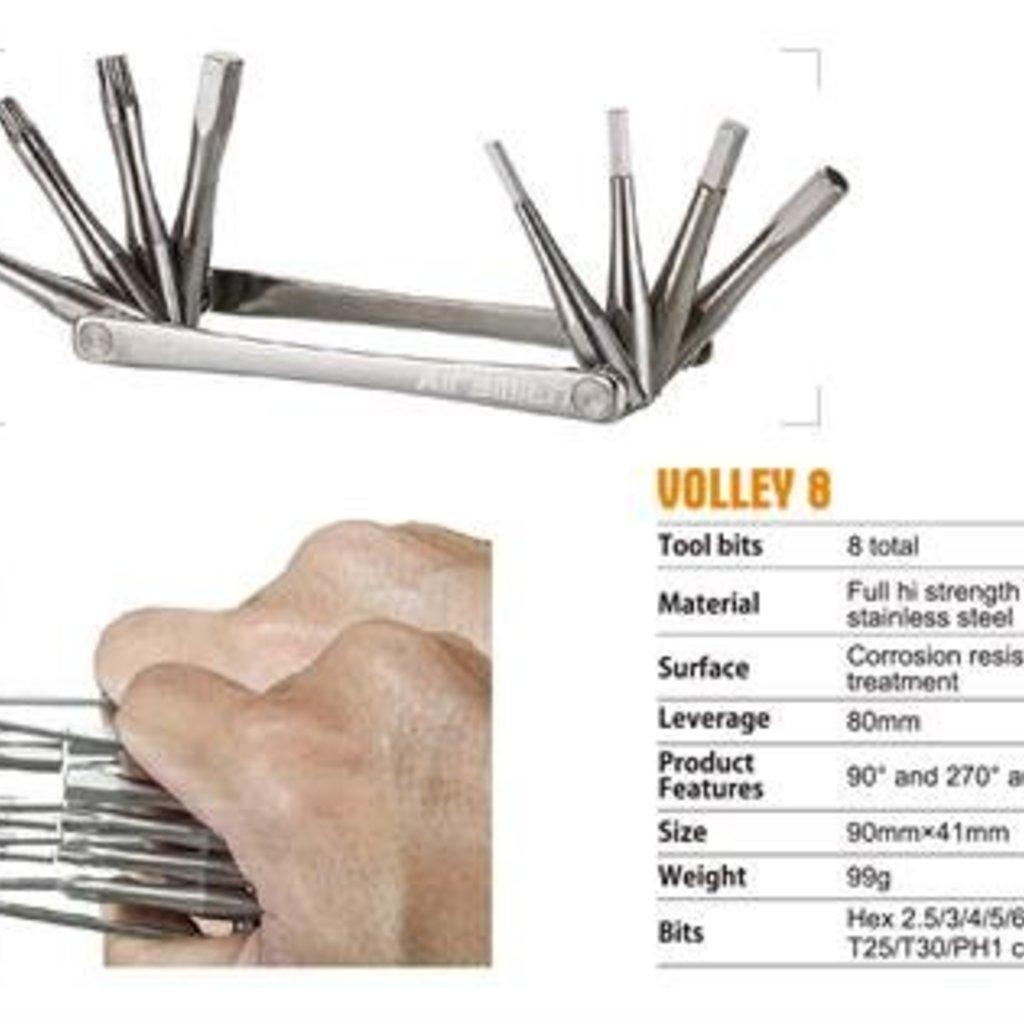 TOOLS Volley 8 Multi Tool NLS