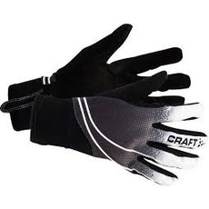 GLOVES FULL FINGER Craft Intensity Black/White LG
