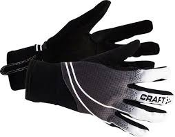 Craft Intensity  Glove: Black/White LG