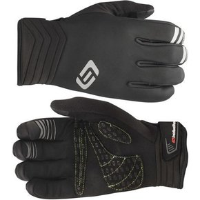Bellwether GLOVES FULL FINGER Bellwether Velocity Black LG