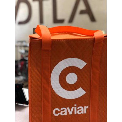 CAVIAR Thermal Delivery Bags Caviar - Tote Zip