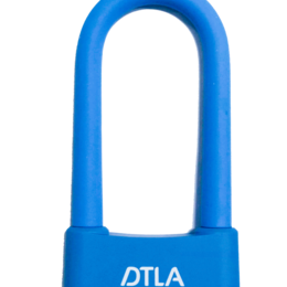DTLA ♥ DTLA Bikes Bluetooth Keyless Smart Lock Blue