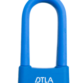 ♥ DTLA Bikes Bluetooth Keyless Smart Lock Blue