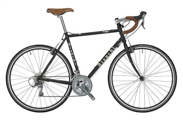 BIKES 2015 BIANCHI VOLPE TIAGRA BLACK 53cm