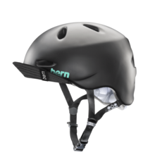 Bern HELMET BERN Berkeley Black Medium 55.5-59cm