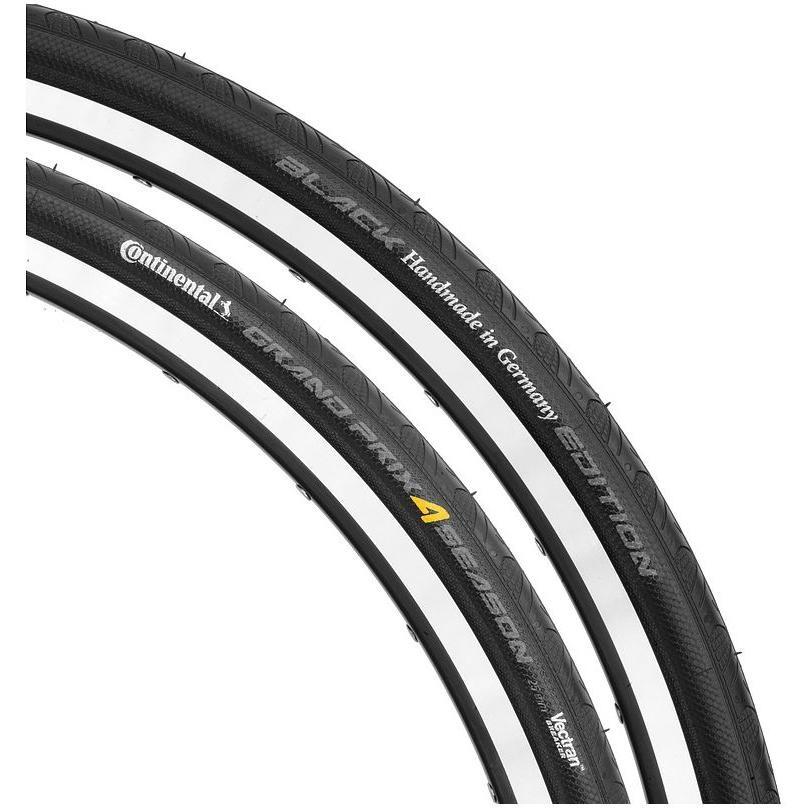 Continental Grand Prix 4 Season 700 X 32 Black-Duraskin