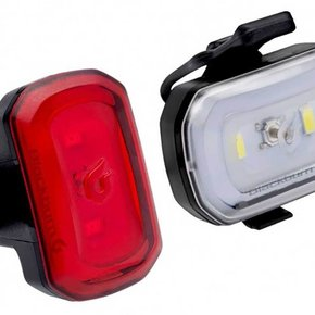 LIGHT SET USB Blackburn CLICK SET - BLACK