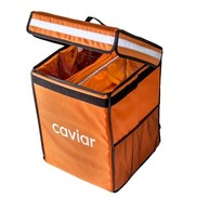 CAVIAR Thermal Bike Caviar Delivery Backpack