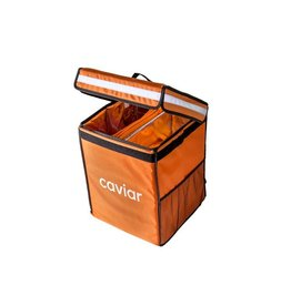 CAVIAR Mochila termal de la bici del caviar