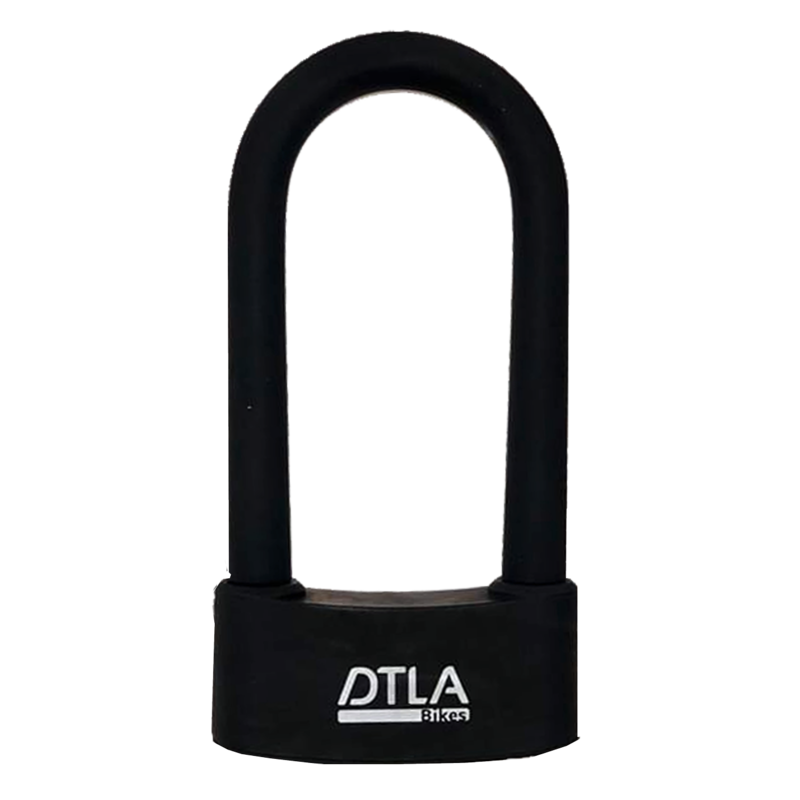 DTLA ♥ DTLA Bikes Bluetooth Keyless Smart Lock Black