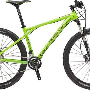 GT BIKES 2016 GT 27.5 M Zaskar Comp Green Medium