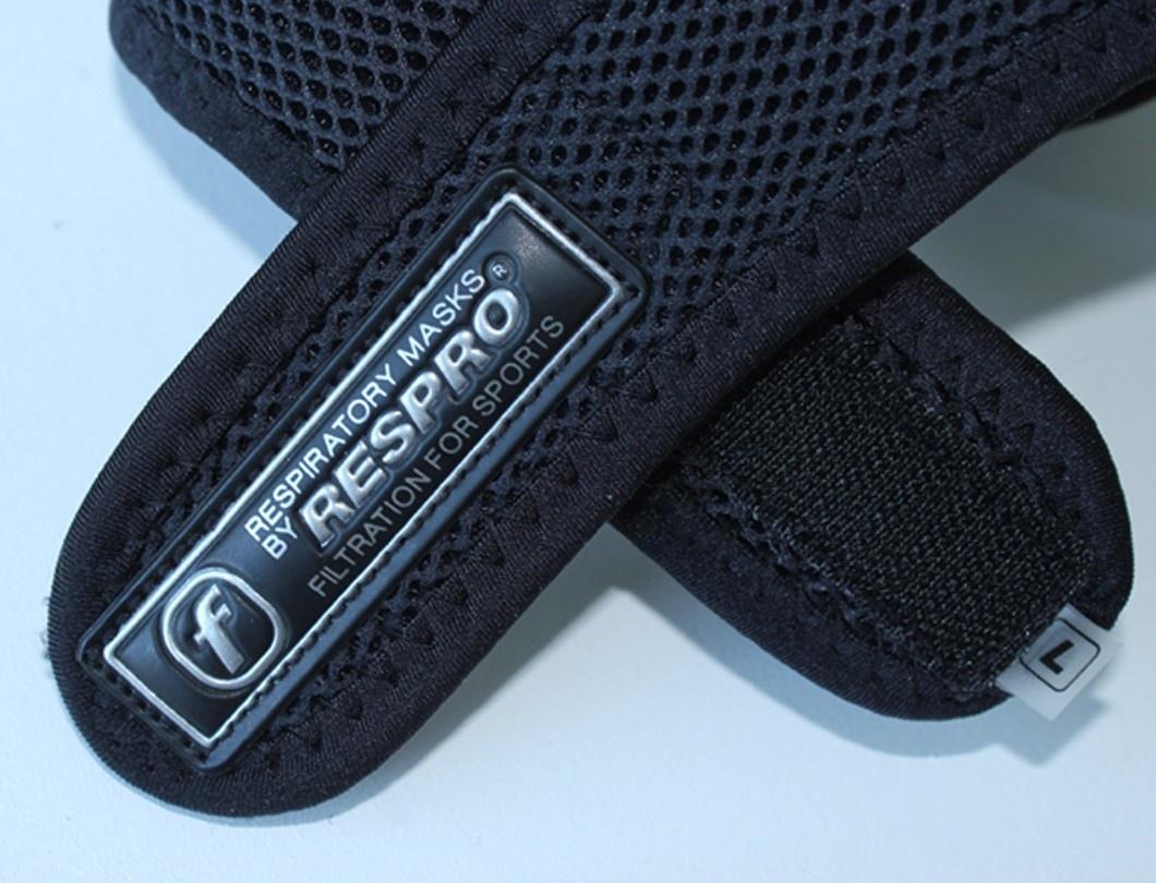 Respro MASK Respro Ultrlight Black Large