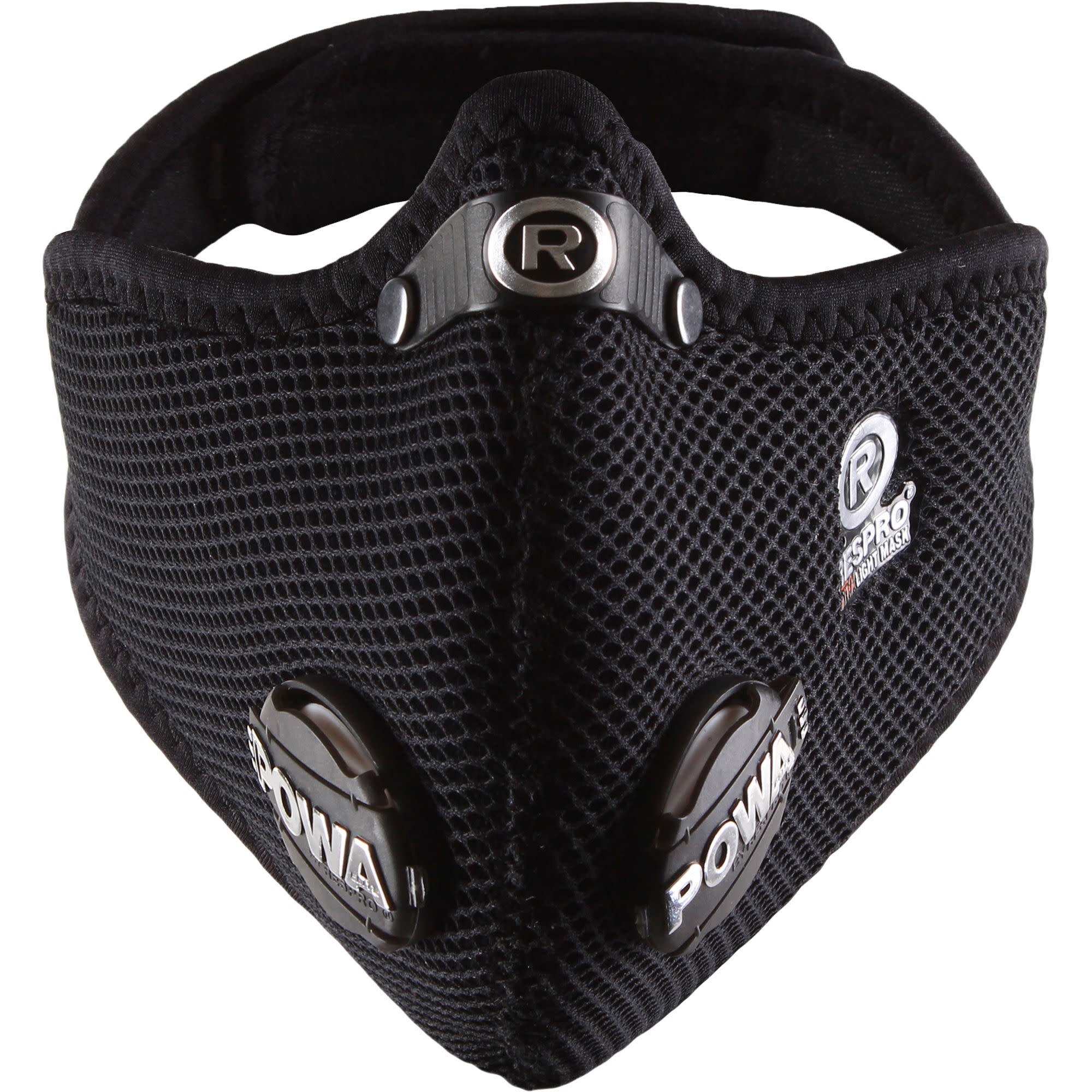 Respro MASK Respro Ultralight Black XLarge