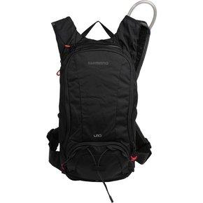 BAGS BACKPACK SHIMANO UNZEN 2 W/HYDRATION BLACK