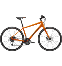 Cannondale BIKES 2019 CANNONDALE Quick 4 HAZARD ORANGE