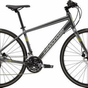 Copy of BIKES 2019 CANNONDALE QUICK LTD BLACK PEARL