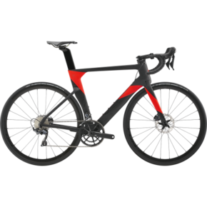BIKES 2019 CANNONDALE SYSTEMSSIX  CARBON ULTEGRA ACID RED