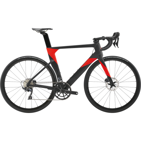Cannondale BIKES 2019 CANNONDALE SYSTEMSSIX  CARBON ULTEGRA ACID RED