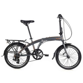 Evo BIKES Folding EVO Vista City Chelsea Gray OS