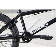 "BIKES 2019 SUNDAY Primer 21"" Black"