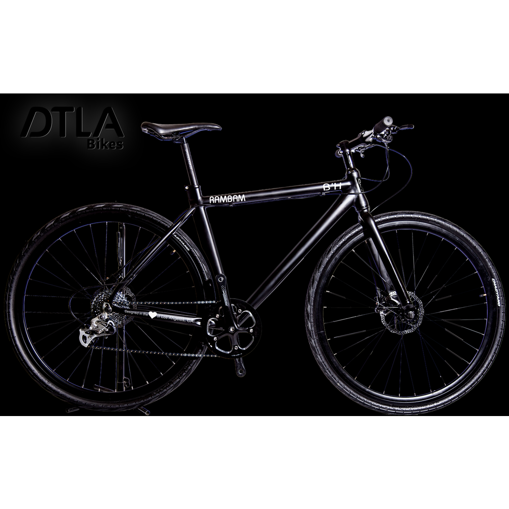 DTLA ♥ THE DTLA RAMBAM COMMUTER 54cm 2020