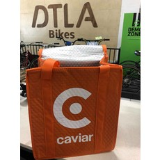 CAVIAR  Thermal Delivery Bags Caviar Tote
