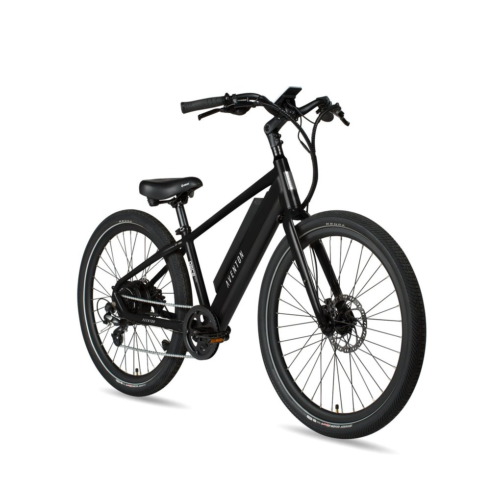 ELECTRIC BIKE Aventon Pace 500 Black Medium