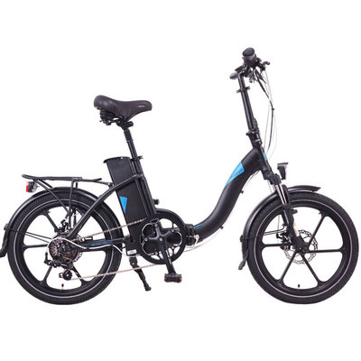 ELECTRIC BIKE MAGNUM Premium Low Step 48V Black/Blue