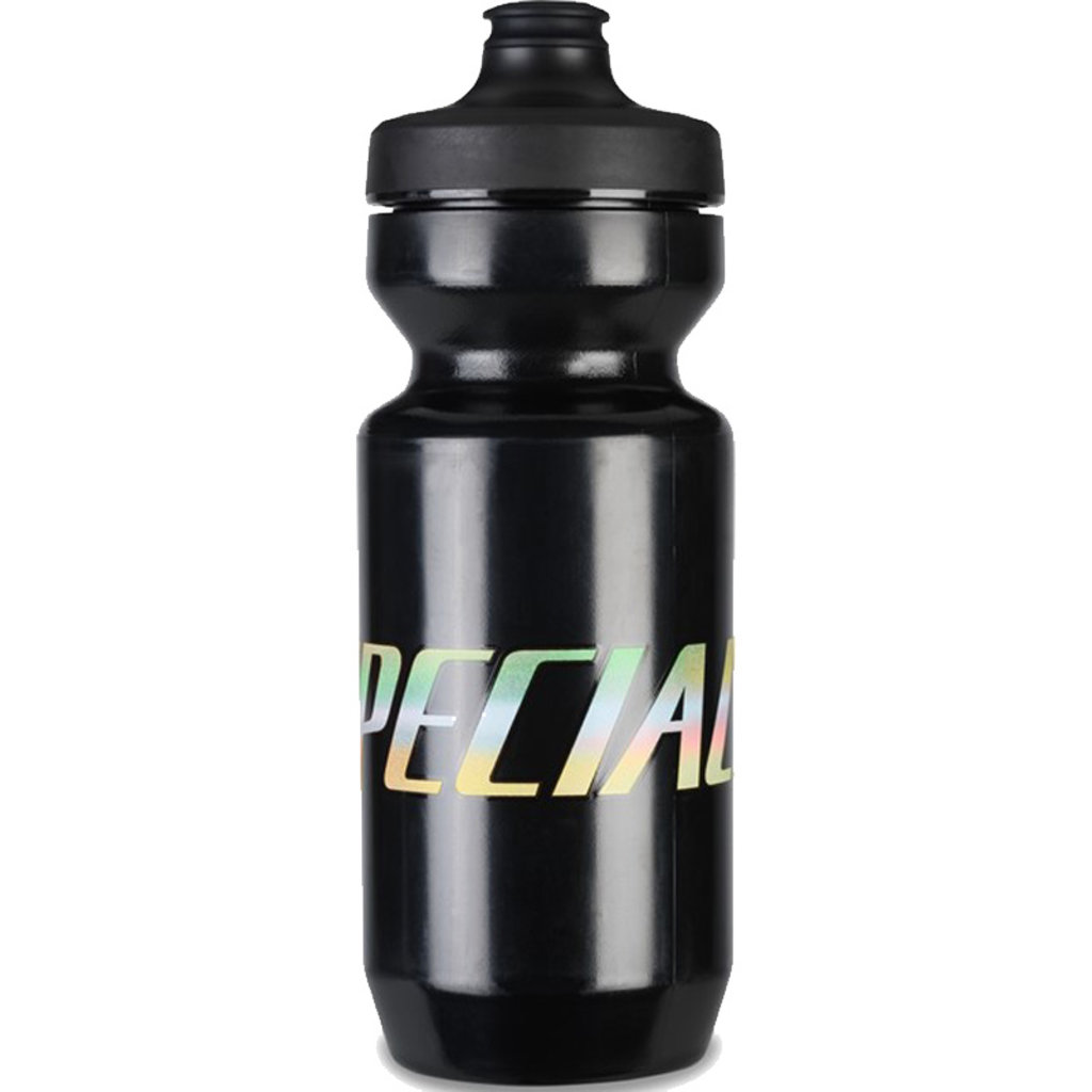 Specialized WATER BOTTLE SPECIALIZED PURIST WG BTL BLK HOLOGRAPH 22 OZ