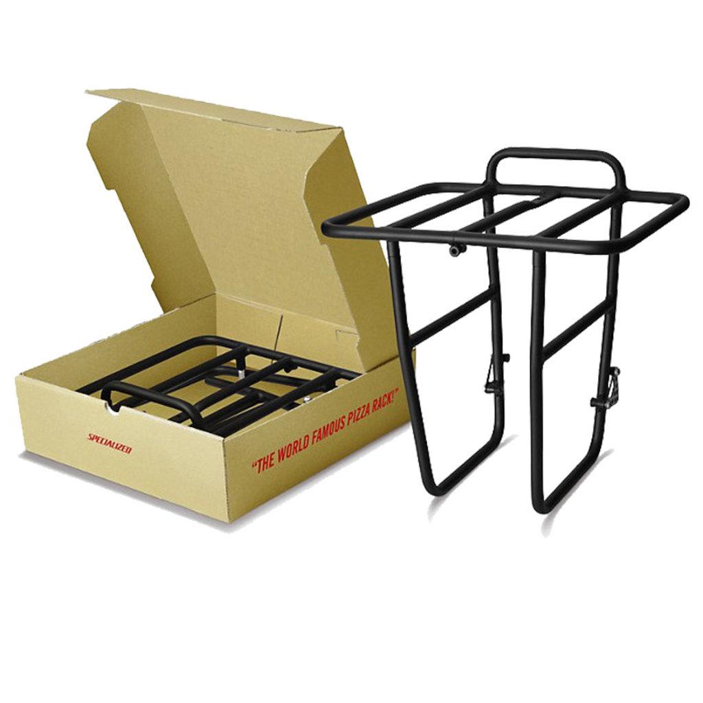 Specialized BIKE RACK FRONT SPECIALIZED PIZZA BLACK 700C One Size