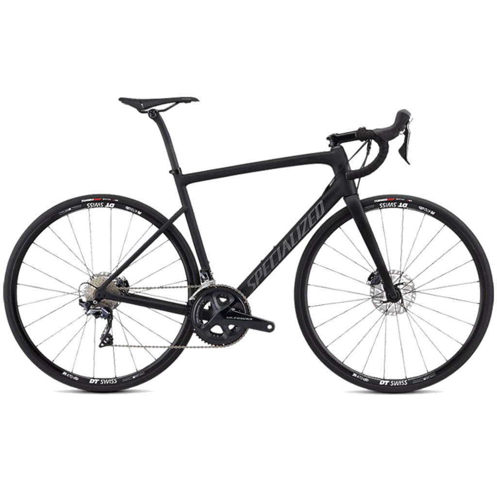 Specialized BIKES 2019 SPECIALIZED TARMAC MEN SL6 COMP DISC BLK/BLK 52