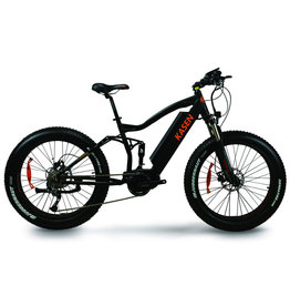 ELECTRIC ADULT TRIKE KANSEN K8 Black
