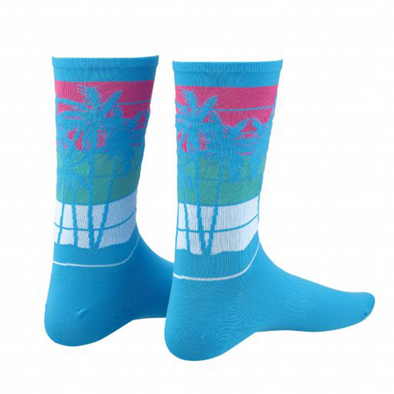 APPAREL SOCKS SUPASOX RAD- HAWAII SUNSET