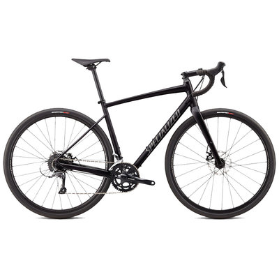 Specialized BIKES 2020 SPECIALIZED DIVERGE WMN E5 44 BLK/CHAR