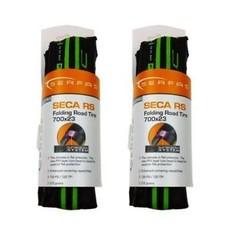 Serfas TIRES FOLD 700x23 SERFAS SECA W/FPS GREEN